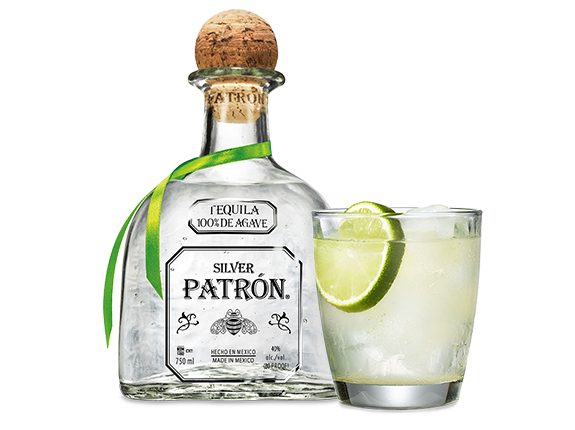 How To Make Drinks With Patron Silver