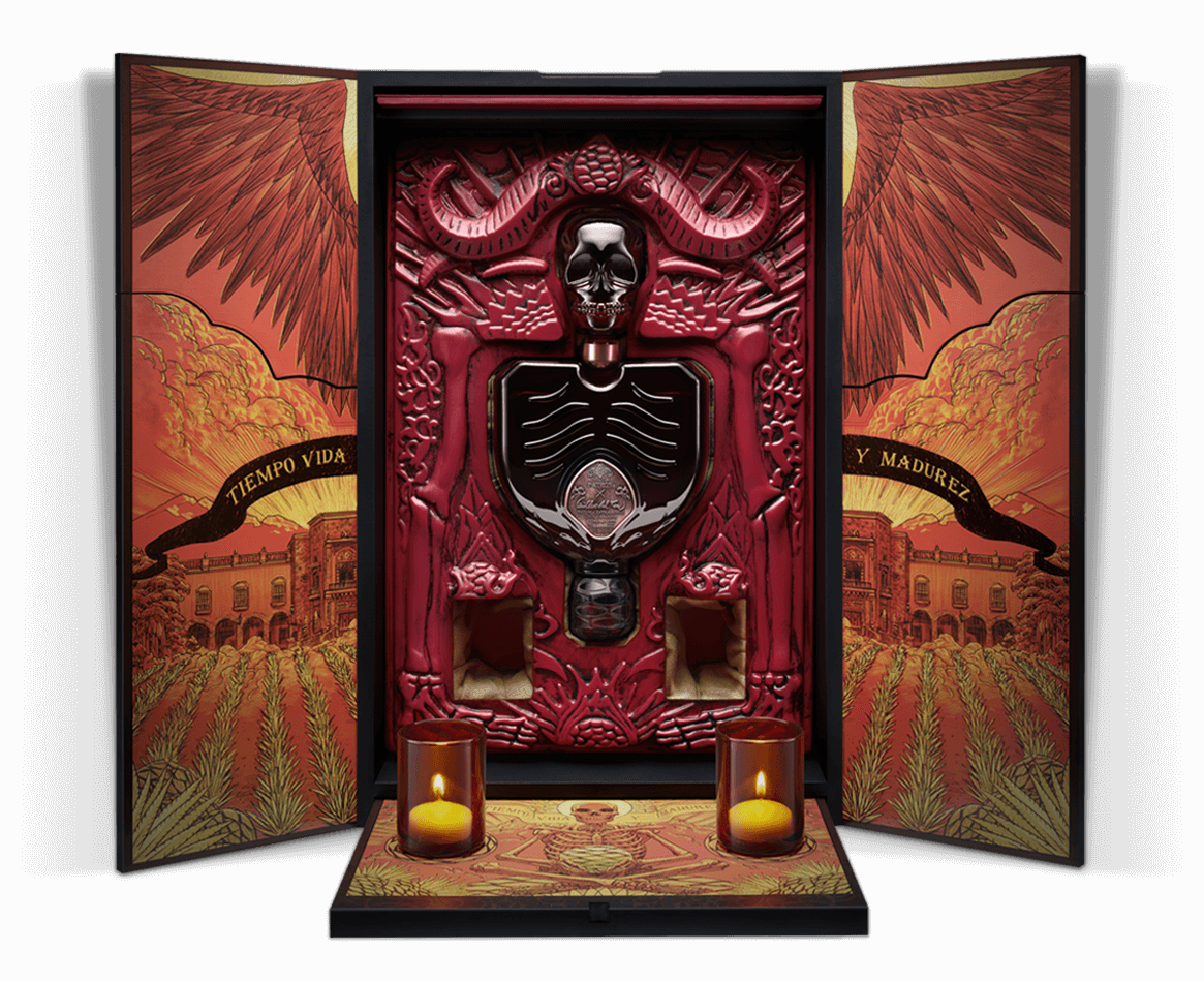 Guillermo Del Toro x Patrón Is The Spooky Spirit You Need This Halloween