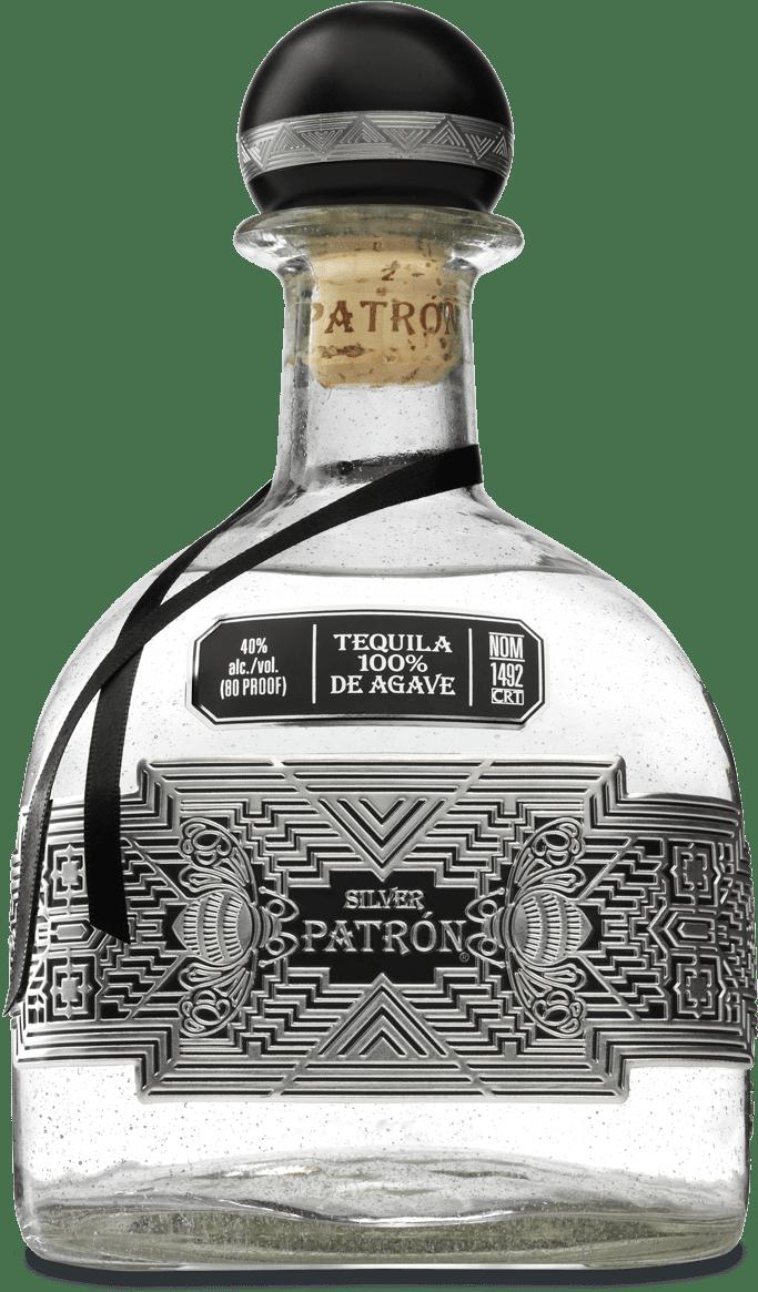 2016 Limited Edition Patr 243 N Silver One Liter Patr 243 N Tequila