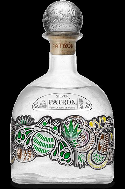 2017 Limited Edition Patr 243 N Silver 1 Liter Patr 243 N Tequila