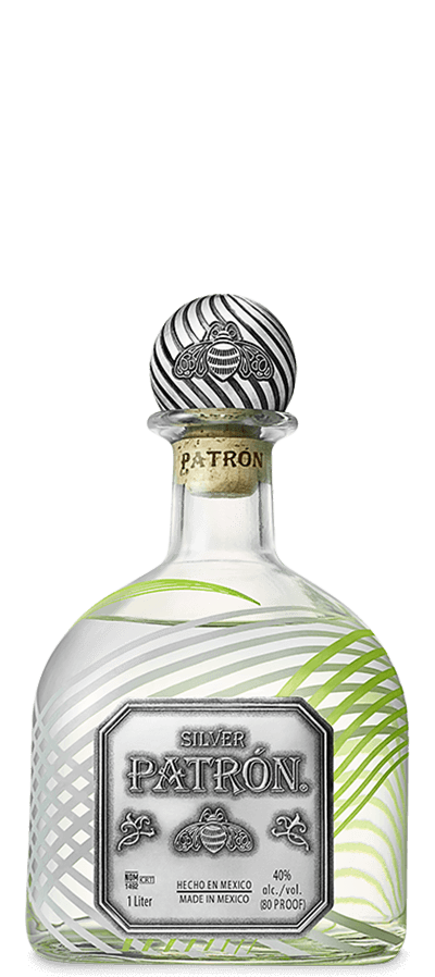 Patrón Silver | High Quality Tequila | Patrón Tequila