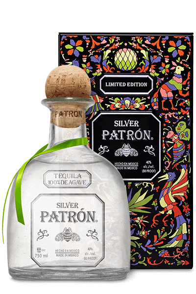 Limited Edition 2019 Mexican Heritage Tin | Patrón Tequila