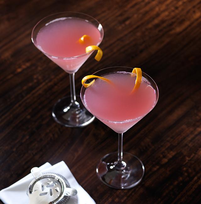 Citrónge Cosmopolitan Cocktail Recipe