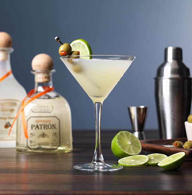 Mexican Martini Cocktail Recipe