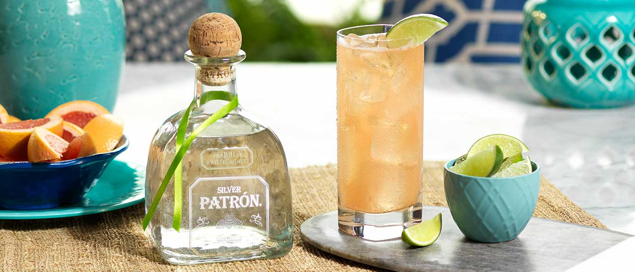 Paloma Patr 243 N Tequila