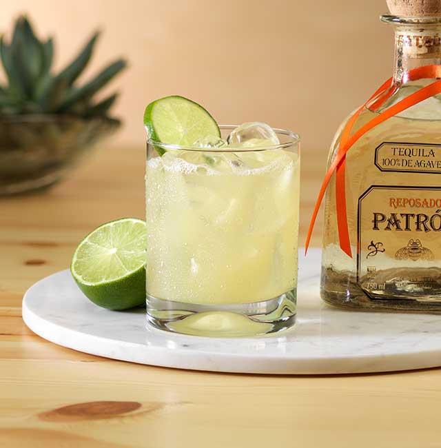Patrón Margarita Recipe