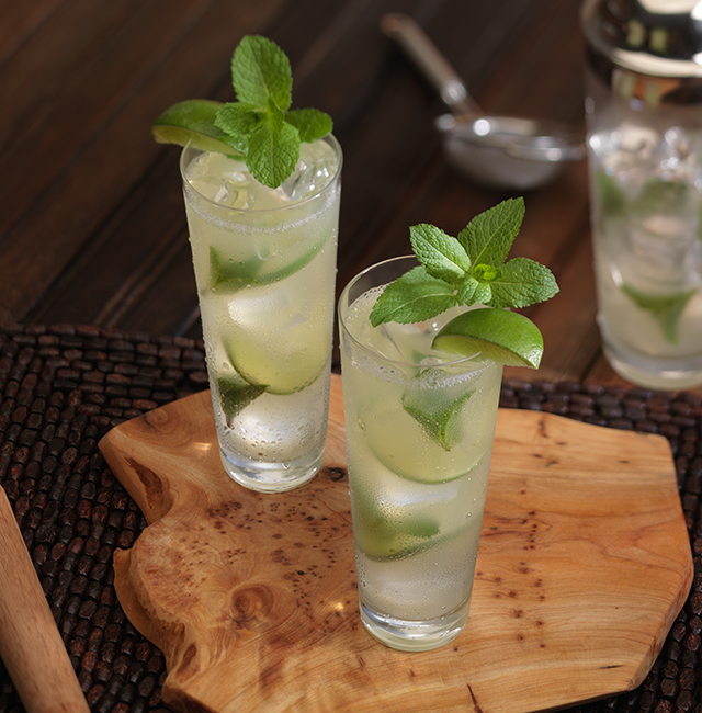 Patrón Mojito Cocktail Recipe