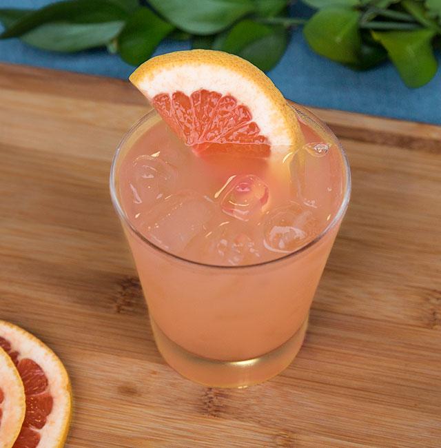 Patrón & Grapefruit Cocktail Recipe