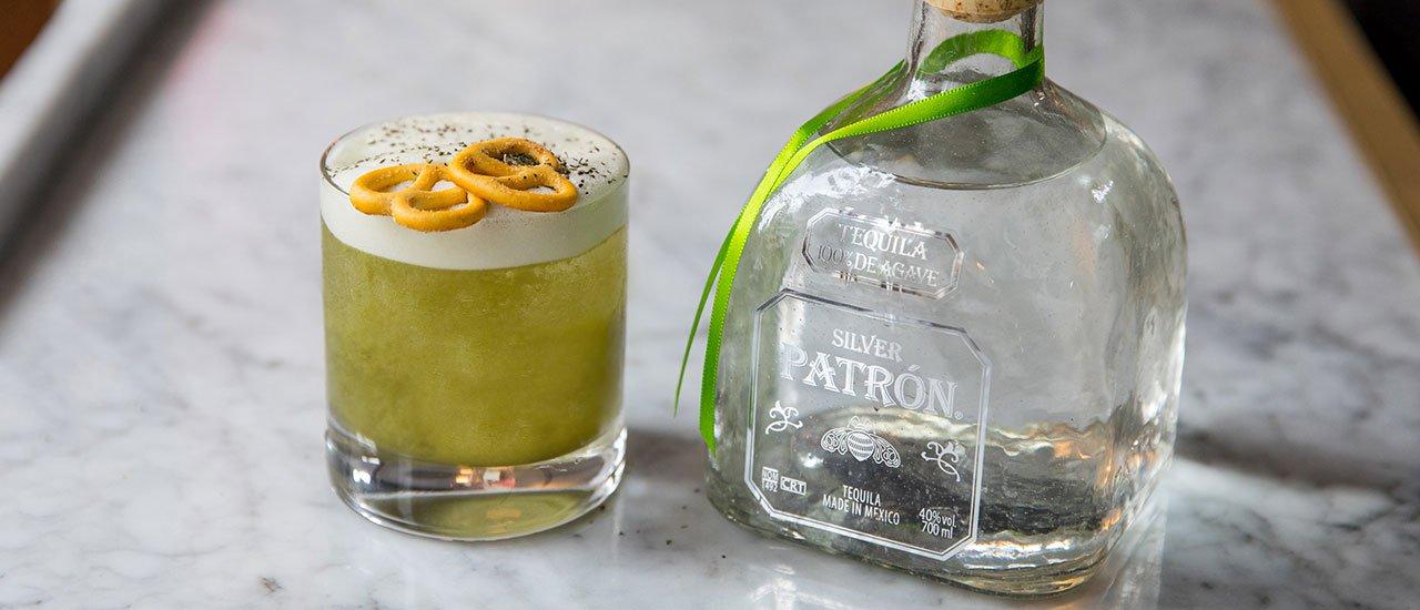 Patr 243 N Green Matcha Cocktail Recipe Patr 243 N Tequila