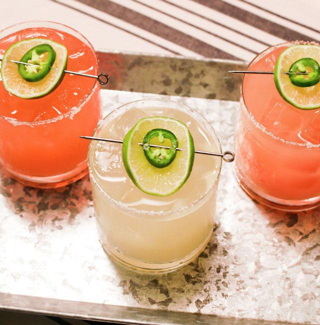 Spicy Margarita | Patrón Tequila