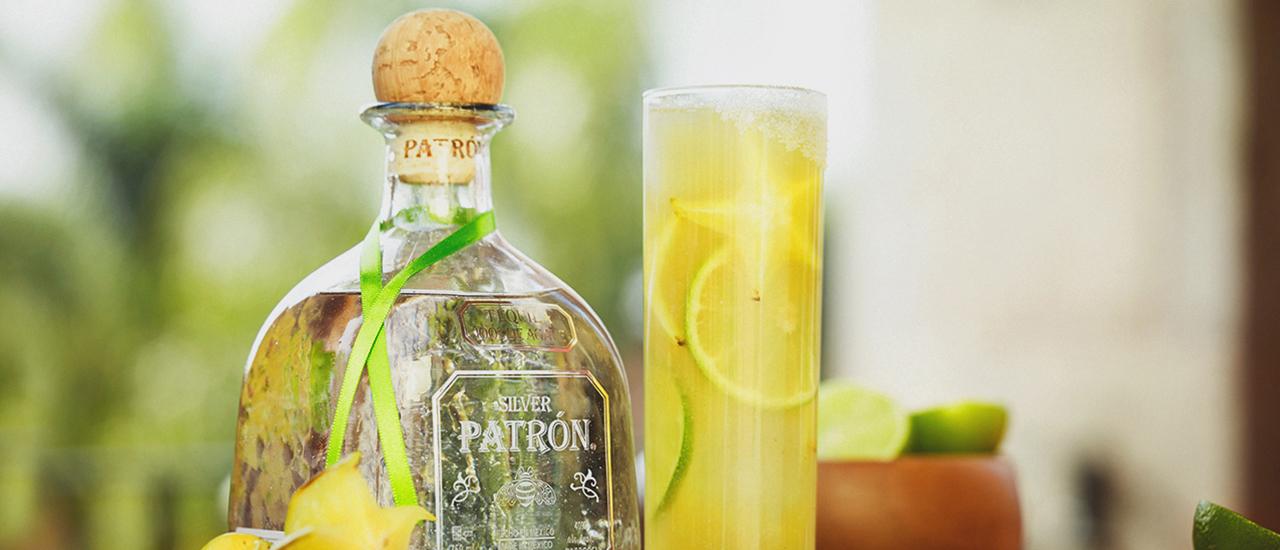 Stargarita Cocktail Recipe Patr 243 N Tequila