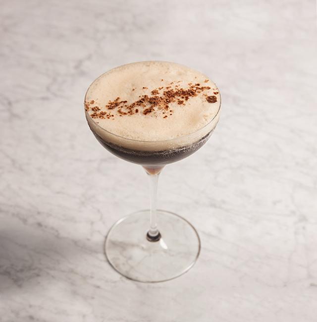 Espresso Martini Cocktail Recipe Patron Tequila
