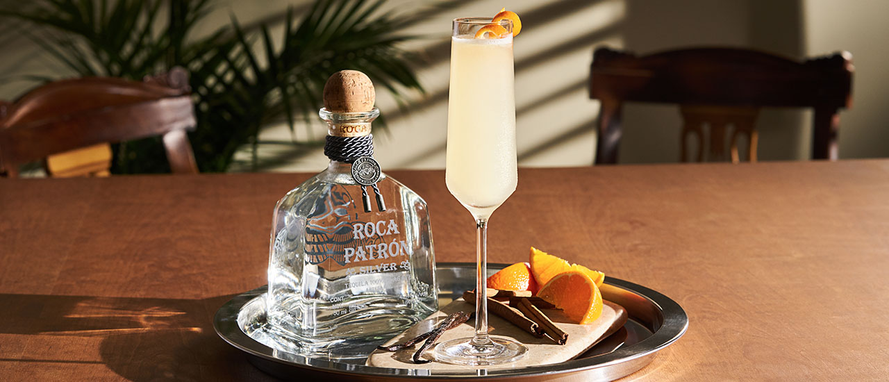 Silver Sling Cocktail Recipe Patr 243 N Tequila