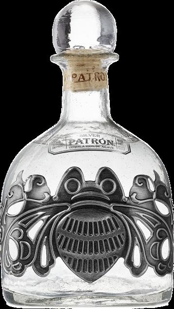 2015 1liter bottle patr243n tequila