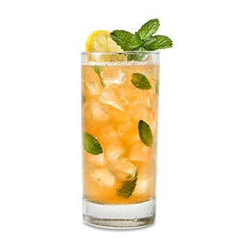 Mango Mint Tea Mojito