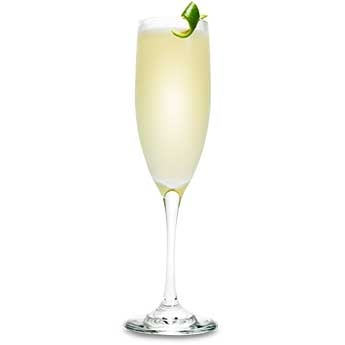 Image result for Cocktail: Silver 75